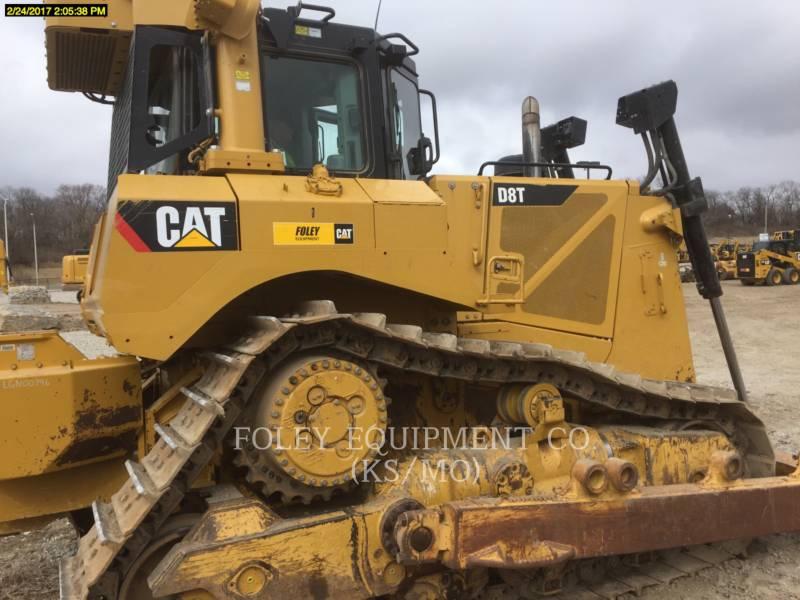 CATERPILLAR TRACK TYPE TRACTORS D8TA equipment  photo 3