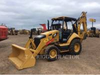 Equipment photo CATERPILLAR 420F 4H BAGGERLADER 1