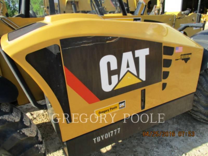CATERPILLAR TELEHANDLER TH407 equipment  photo 10