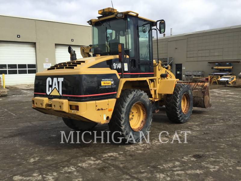 CATERPILLAR WHEEL LOADERS/INTEGRATED TOOLCARRIERS 914G A equipment  photo 3