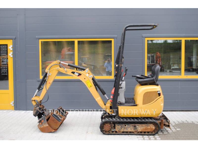 CATERPILLAR TRACK EXCAVATORS 300.9D equipment  photo 9