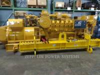 Equipment photo CATERPILLAR G3516 PPO G1000 FISSO - GAS NATURALE 1
