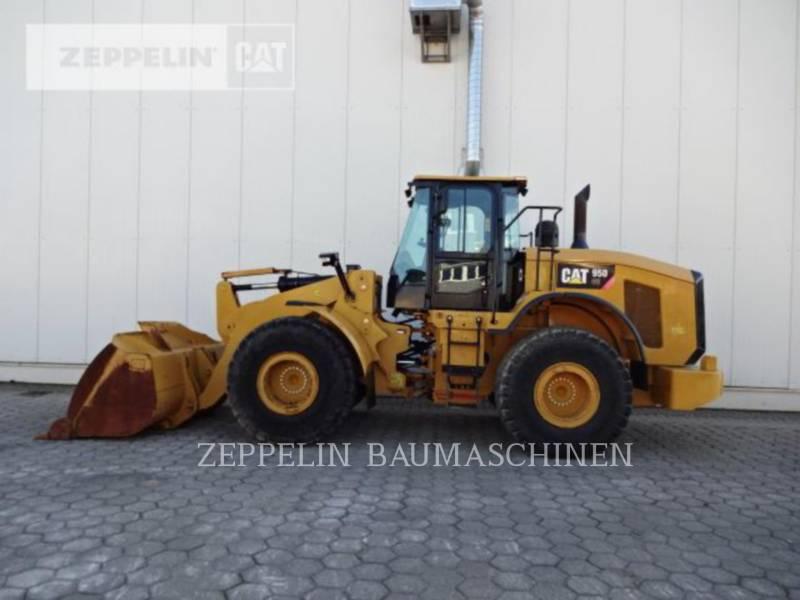 CATERPILLAR RADLADER/INDUSTRIE-RADLADER 950GC equipment  photo 5