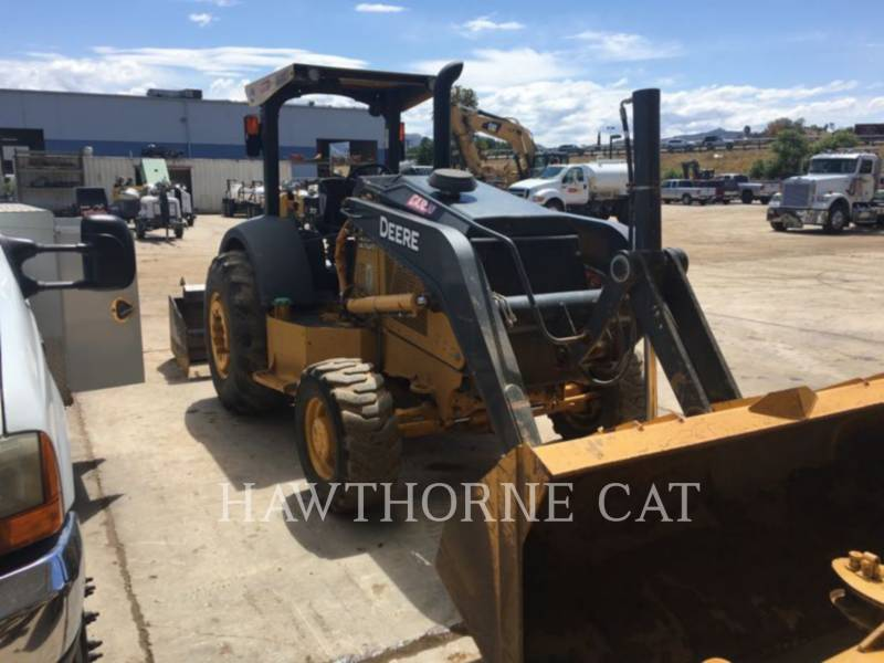 JOHN DEERE CARGADORES DE RUEDAS 210K equipment  photo 4