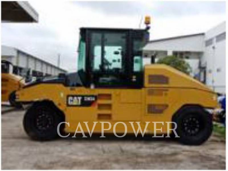 CATERPILLAR PNEUMATIC TIRED COMPACTORS CW34LRC equipment  photo 1