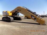 Equipment photo CATERPILLAR 390FL TRACK EXCAVATORS 1