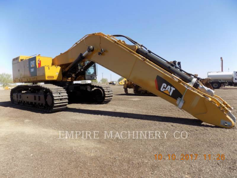 CATERPILLAR EXCAVADORAS DE CADENAS 390FL equipment  photo 1