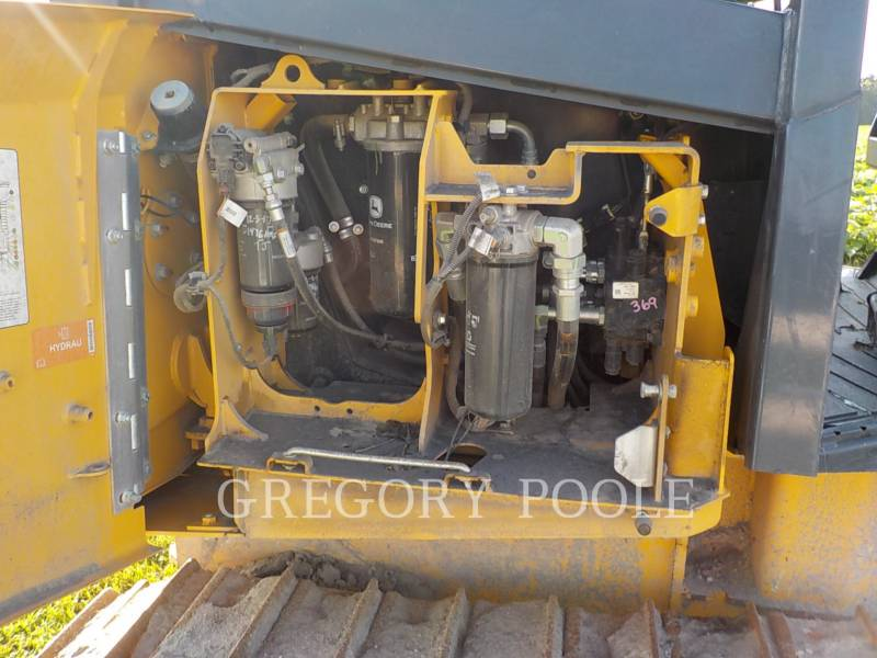 JOHN DEERE KETTENDOZER 550K LGP equipment  photo 16