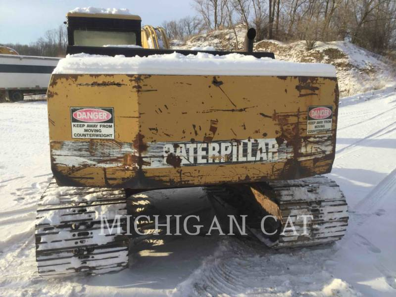 CATERPILLAR KETTEN-HYDRAULIKBAGGER E200BL equipment  photo 21