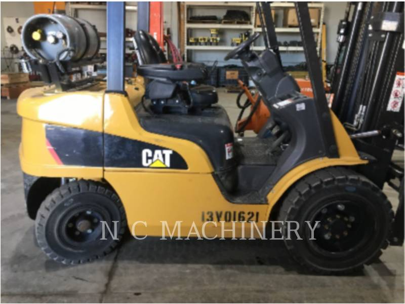 CATERPILLAR FORKLIFTS P6000-GLE equipment  photo 6