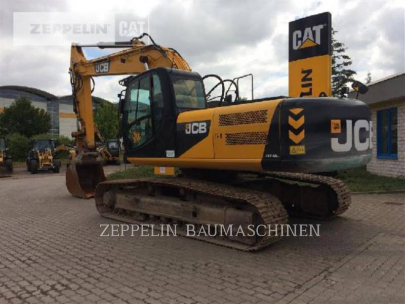 JCB ESCAVATORI CINGOLATI JS240NL equipment  photo 3