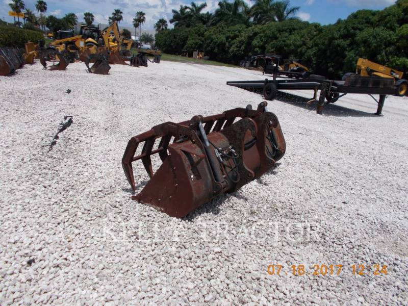 CATERPILLAR AG - GREIFER 1.1 CYD MULTI-GRAPPLE BUCKET FOR TELEHANDLER equipment  photo 2