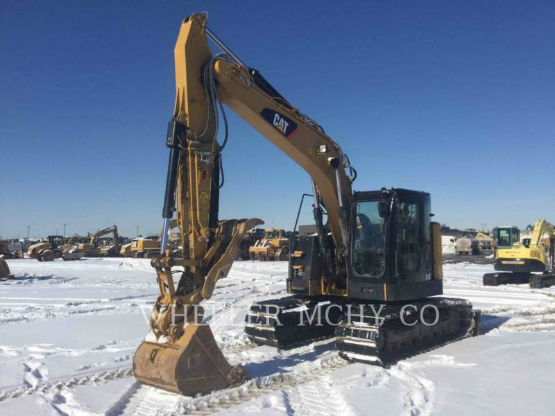 CATERPILLAR TRACK EXCAVATORS 314E LTHCG equipment  photo 4