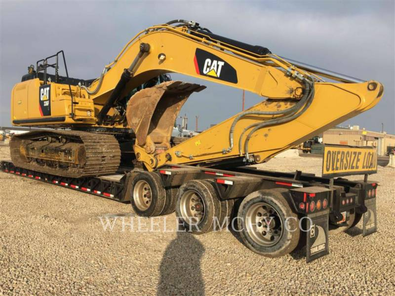 CATERPILLAR KETTEN-HYDRAULIKBAGGER 336F L THM equipment  photo 2