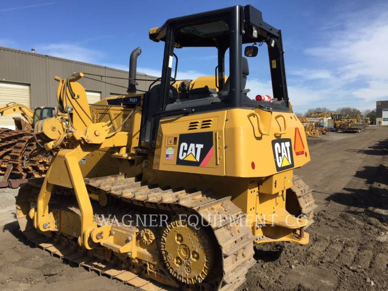 CATERPILLAR パイプレイヤ PL61 equipment  photo 1
