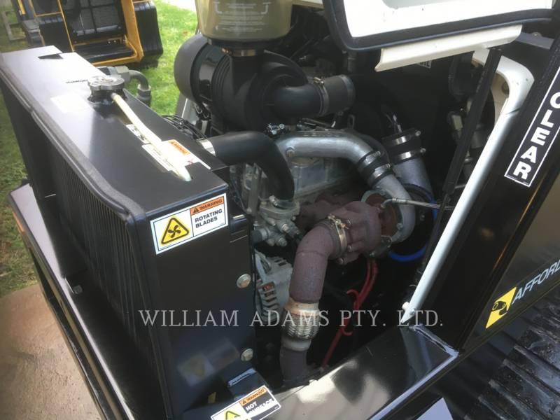 TEREX CORPORATION SKID STEER LOADERS PT50 equipment  photo 7