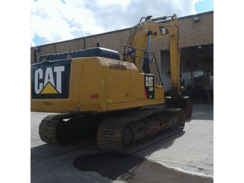 CATERPILLAR TRACK EXCAVATORS 336 F L equipment  photo 3