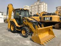 Equipment photo CATERPILLAR 428F GRAAF-LAADCOMBINATIES 1