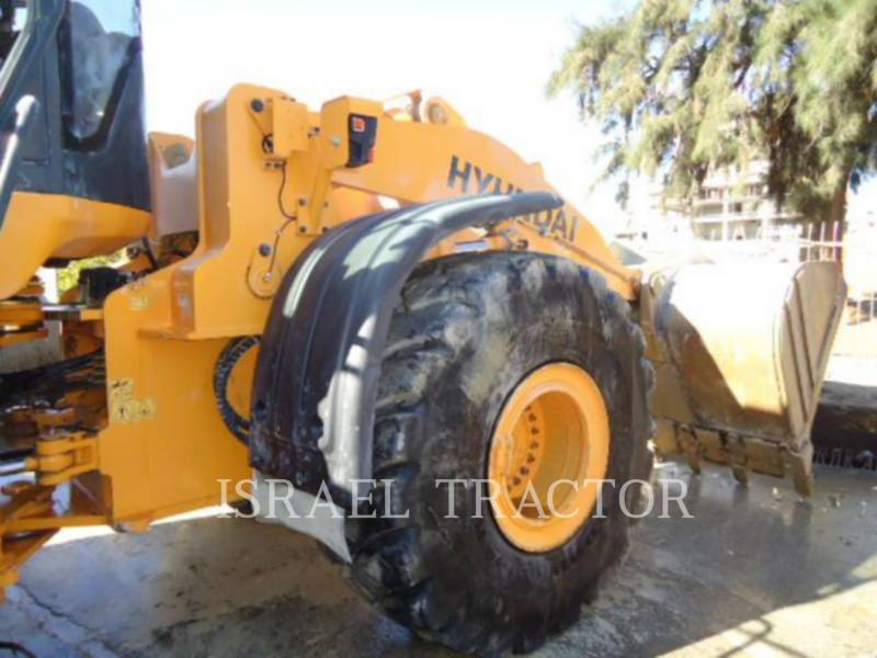 HYUNDAI CONSTRUCTION EQUIPMENT CHARGEURS SUR PNEUS/CHARGEURS INDUSTRIELS HL770-9 equipment  photo 5