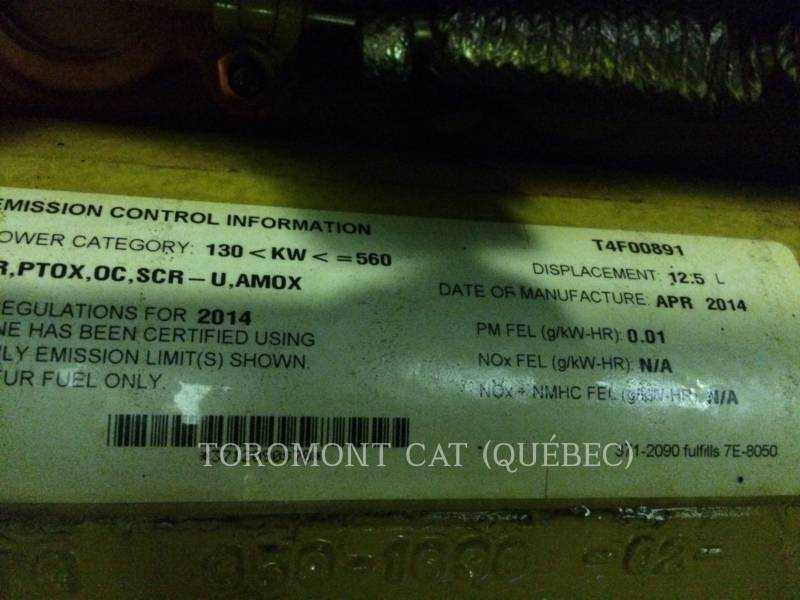 CAT TRADE-IN WHEEL LOADERS/INTEGRATED TOOLCARRIERS 980M equipment  photo 7