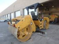 CATERPILLAR ROLO COMPACTADOR DE ASFALTO DUPLO TANDEM CB64 equipment  photo 2