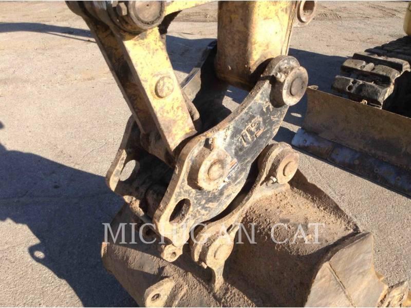 CATERPILLAR TRACK EXCAVATORS 308CCR CRT equipment  photo 12