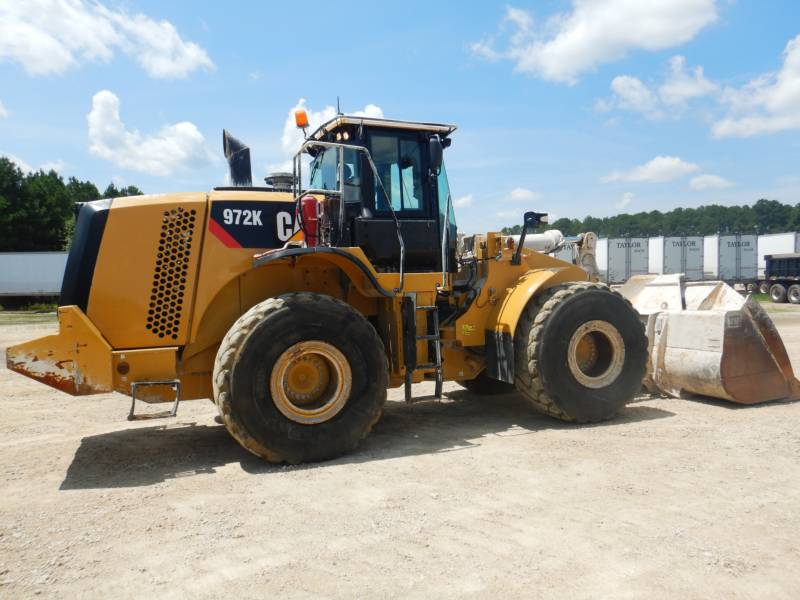 CATERPILLAR RADLADER/INDUSTRIE-RADLADER 972 K equipment  photo 1