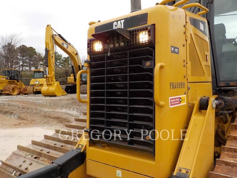 CATERPILLAR KETTENDOZER D6N equipment  photo 3