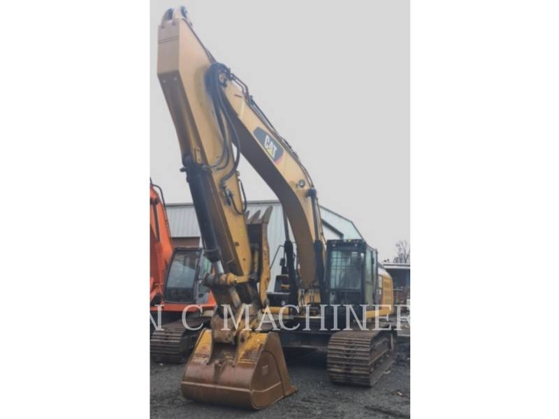 CATERPILLAR KETTEN-HYDRAULIKBAGGER 336ELH equipment  photo 2