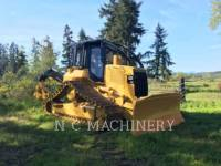 Equipment photo CATERPILLAR 527 GR MACHINE FORESTIERE 1