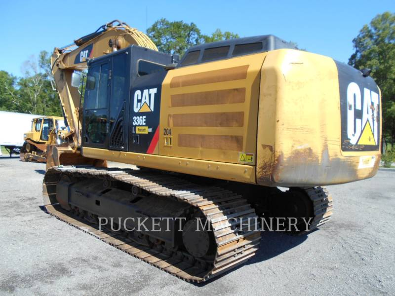 CATERPILLAR 履带式挖掘机 336EL equipment  photo 2