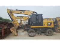 Equipment photo Caterpillar M315D2 EXCAVATOARE PE ROŢI 1