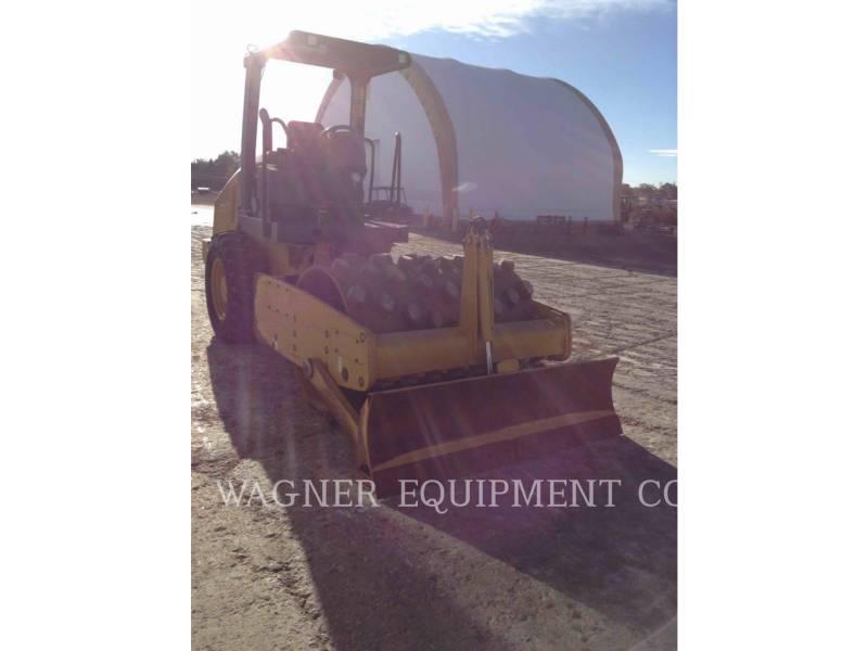 CATERPILLAR COMPACTORS CP44 equipment  photo 4
