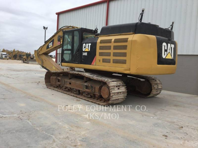 CATERPILLAR トラック油圧ショベル 349EL12 equipment  photo 3