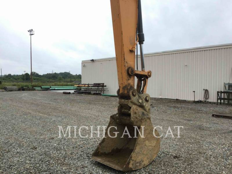 CASE TRACK EXCAVATORS CX160 equipment  photo 14