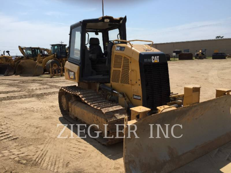 CATERPILLAR TRACK TYPE TRACTORS D4K2LGP equipment  photo 1