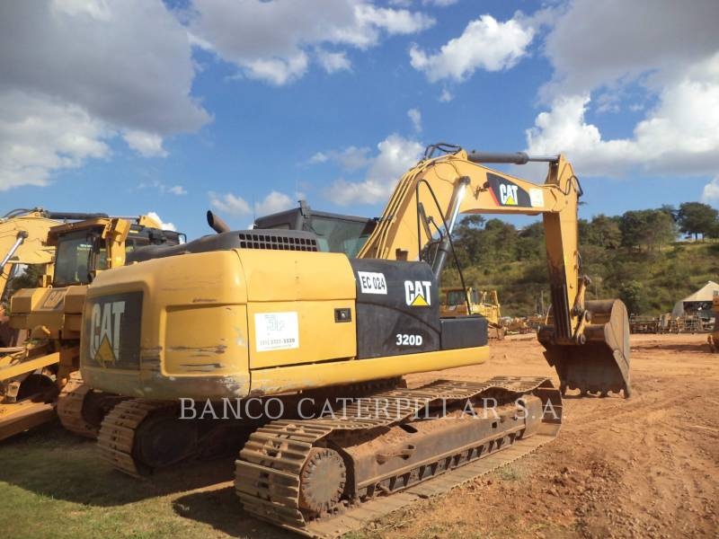 CATERPILLAR TRACK EXCAVATORS 323D2L equipment  photo 6
