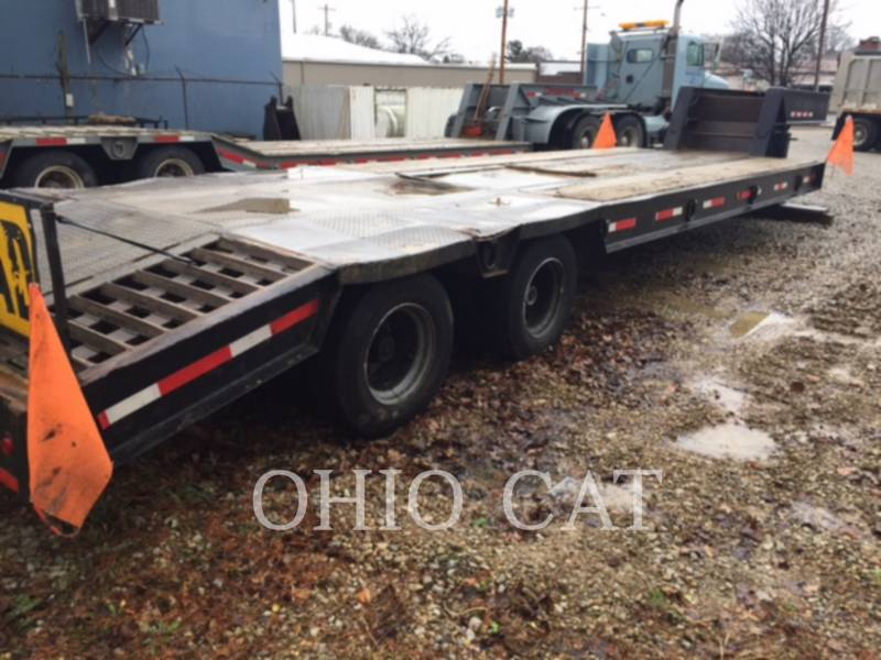 INTERSTATE TRAILERS REMOLQUES 70LBG equipment  photo 2