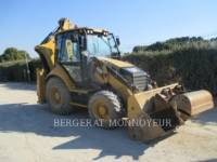 CATERPILLAR BAGGERLADER 432F equipment  photo 2