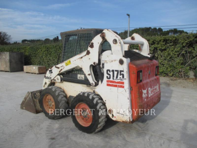 BOBCAT MINIÎNCĂRCĂTOARE RIGIDE MULTIFUNCŢIONALE S175 equipment  photo 2