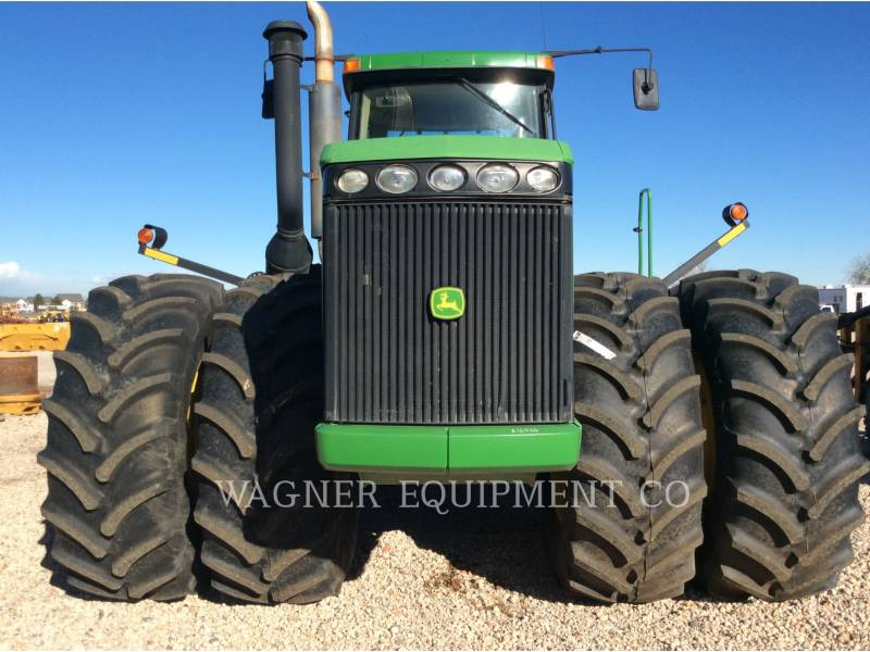 DEERE & CO. TRATTORI AGRICOLI 9520 equipment  photo 2