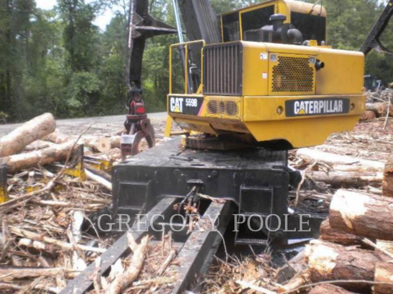 CATERPILLAR GELENKAUSLEGER-HOLZLADER 559B DS equipment  photo 16
