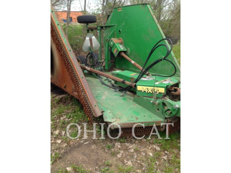 JOHN DEERE PLANTING EQUIPMENT HX15 equipment  photo 2
