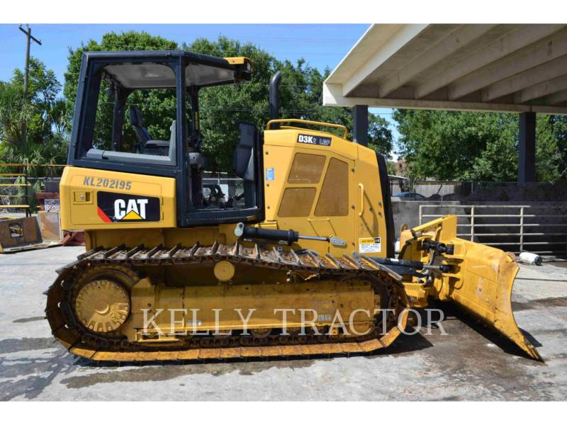 CATERPILLAR ブルドーザ D3K2LGP equipment  photo 2