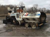 Equipment photo ROADTEC RP180 ASPHALT PAVERS 1