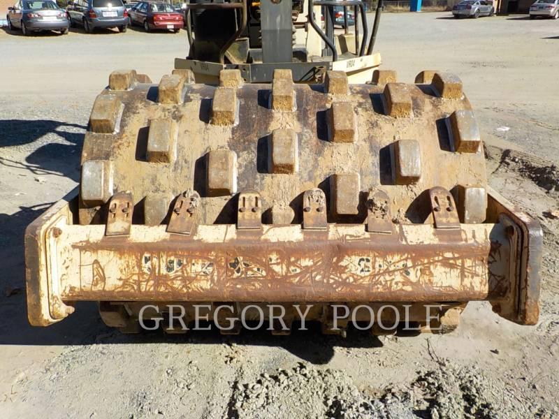INGERSOLL-RAND VIBRATORY SINGLE DRUM PAD SD-70D PRO-PAC equipment  photo 8