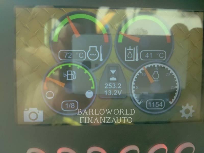 CATERPILLAR PALE COMPATTE SKID STEER 262D equipment  photo 5