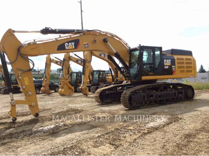 CATERPILLAR KOPARKI GĄSIENICOWE 352F equipment  photo 2