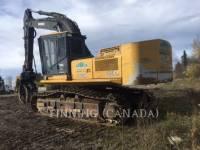 JOHN DEERE FORESTRY - EXCAVATOR 3554 equipment  photo 2