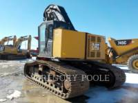 CATERPILLAR FORESTAL - TALADORES APILADORES - DE CADENAS 521B equipment  photo 6